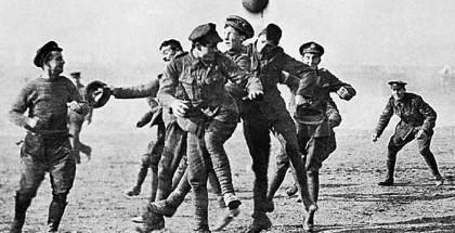 football-truce