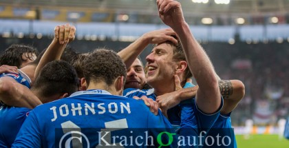 15.02.2014 TSG 1899 Hoffenheim - VfB Stuttgart 4:1 (1:0)
