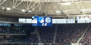 1899 Hoffenheim vs. Schalke 04