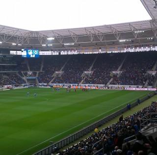 1899 Hoffenheim vs. Hamburger SV