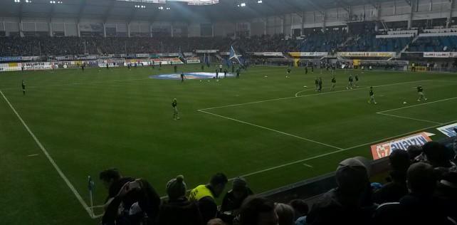 SC Paderborn vs. 1899 Hoffenheim