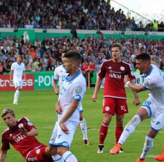 1. FC Germania Egestorf/Langreder vs. 1899 Hoffenheim