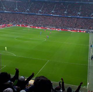 FC Bayern München vs. 1899 Hoffenheim