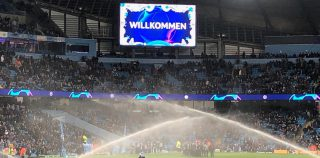 Manchester City vs. 1899 Hoffenheim