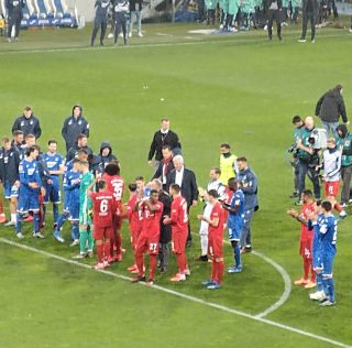 1899 Hoffenheim vs. Bayern München