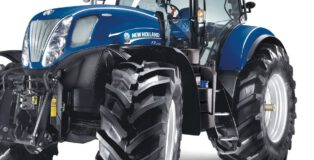 New Holland T7 / 2012