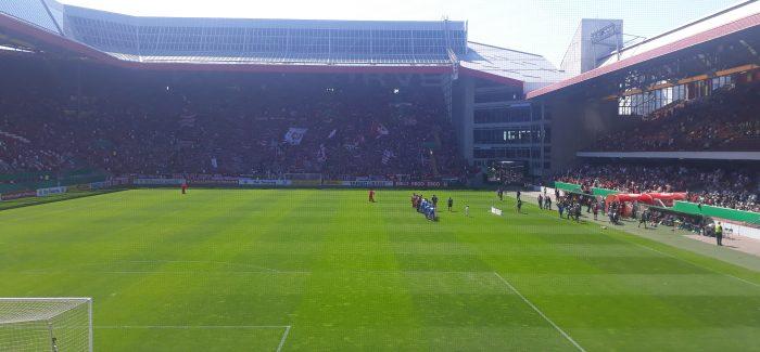 1. FC Kaiserslautern vs. 1899 Hoffenheim